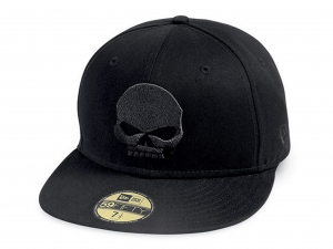 Męska czapka Willie G. Skull 59FIFTY®